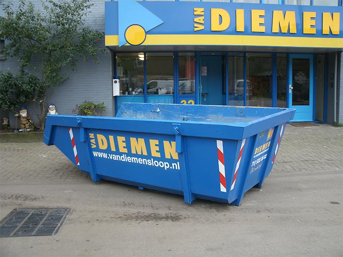 6m3 container