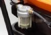 Hete lucht kanon diesel 115KW