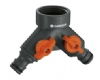 """GARDENA 2-weg-waterverdeler 26,5 mm (G 3/4"""")"""