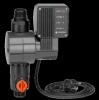 Elektronische manometerschakelaar met droogloopbeveiliging