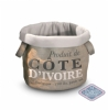 Home collection petbag coffee cote d'ivoire 35CM