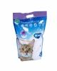Kattenbakvulling premium silica lavendel 5L