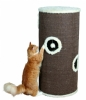 Krabpaal cat tower vitus bruin/beige Ø55CM/115CM