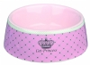 Cat princess keramische katteneetpot roze 0,18L/Ø12CM